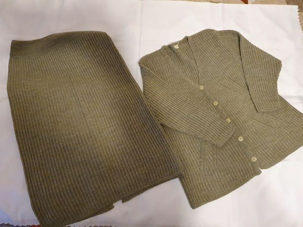 Kpl sweter + spódnica