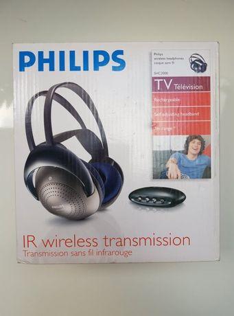 Philips SHC 2000 Słuchawki Bezprzewodowe
