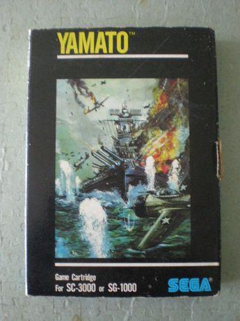 Sega SC3000 SG1000 - Yamato + Basic = com caixa