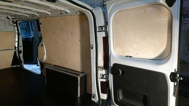 Opel Vivaro L2H1 ochrona przedziału ładunkowego