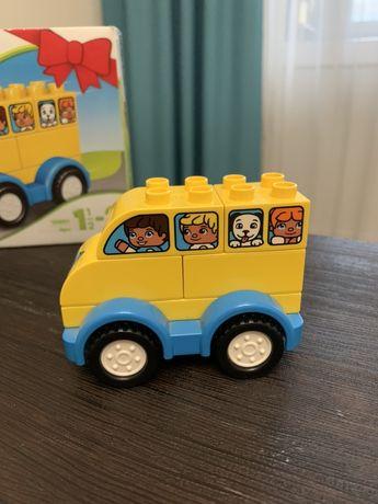 Lego конструктор автобус