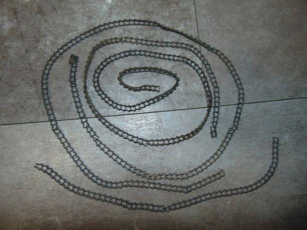 Przedwojenny łańcuch do lampa naftowa,świecowa