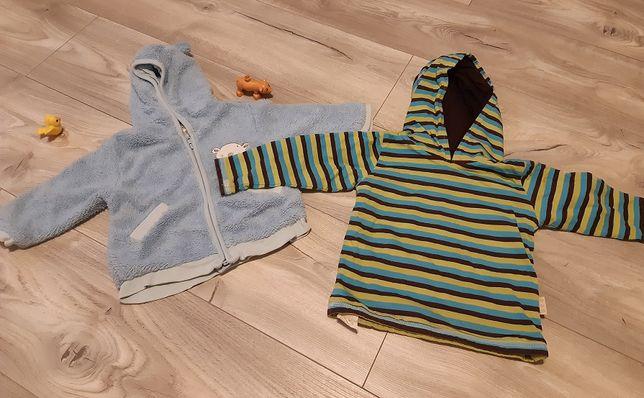 Sweterki/bluzy rozpinane dla niemowlaka