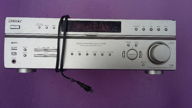 Amplituner Sony używany do naprawy