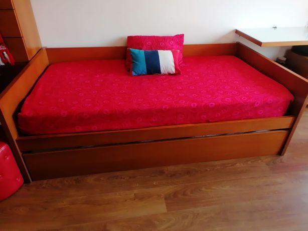 Estúdio cama solteiro