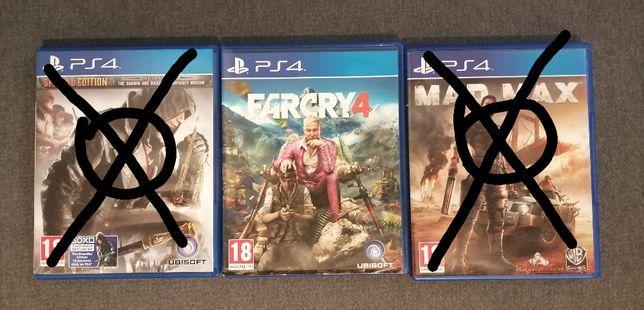 Jogo PS4: Farcry4