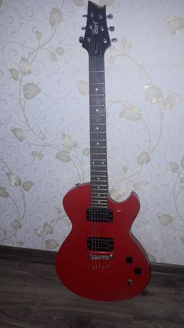 Гітара електрична CORT ZENOX разом з підсилювачем