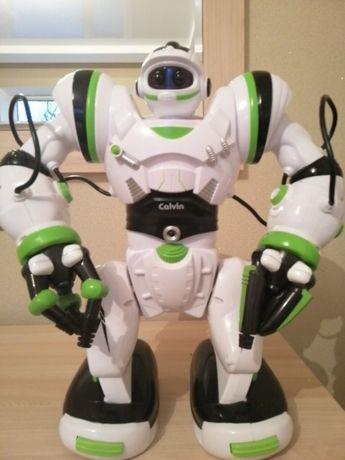 Робот-Wisdom на пультовому керуванні.