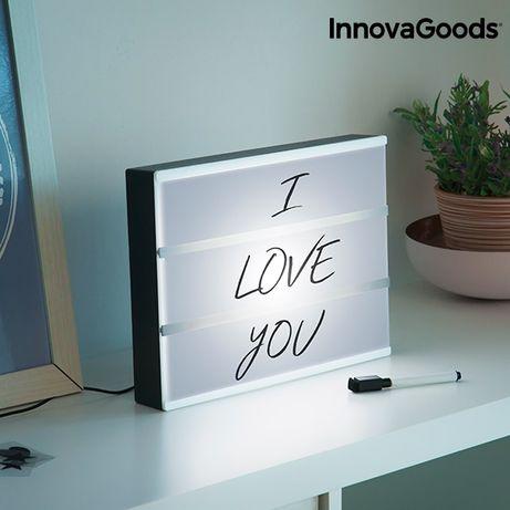 Ecrã LED para escrever mensagens