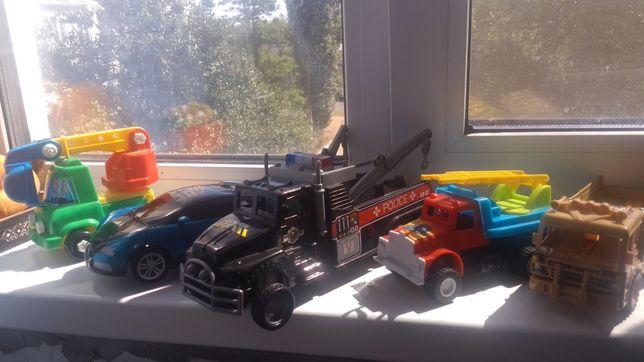 машинки для мальчика