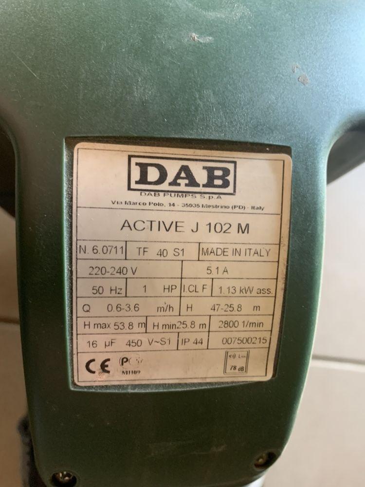 Насосна станція DAB виробник італія