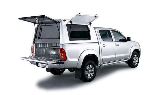 Zabudowa Toyota Hilux TruckMan