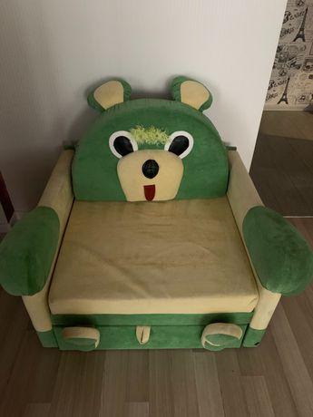 Детский диван»Мишка»