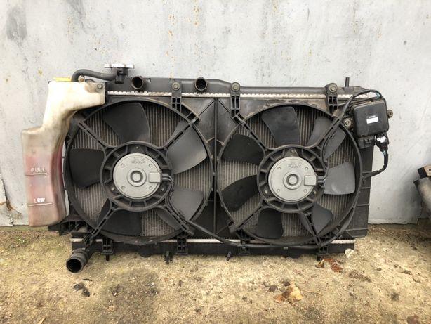Радиатор в сборе Субару Аутбек в13 Н6 3л!РАЗБОРКА Subaru Outback B13