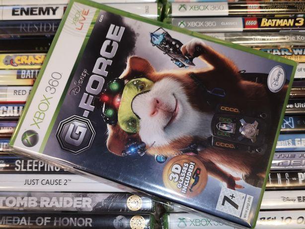 G-Force Xbox 360 dla dzieci Bez rysek