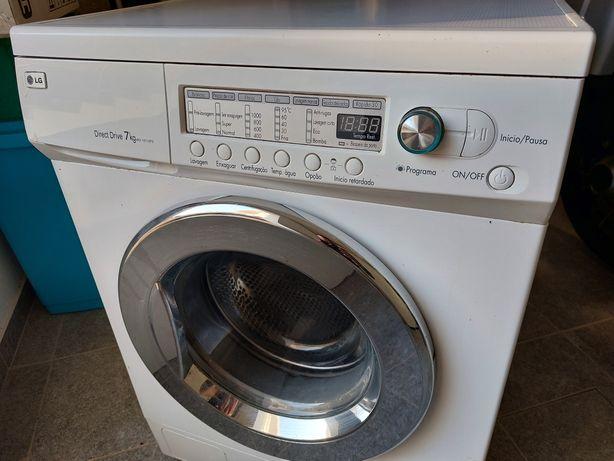 Vendo máquina lavar roupa LG