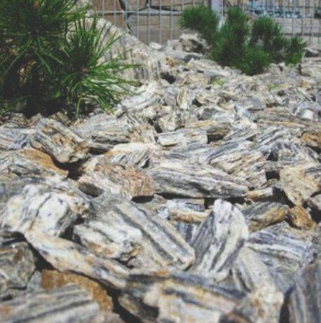 Kamień gnejsowy kora kamienna kamień ogrodowy kamień ozdobny