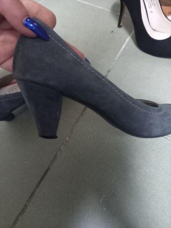 Buty  zamszowe Ryłko