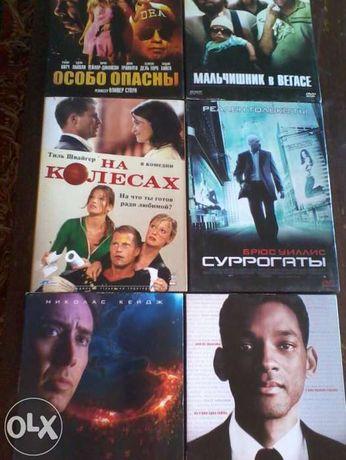 Продам коллекцию лицензионных фильмов ( DVD )