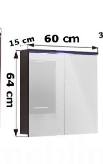 Nowe szafki łazienkowe tanio