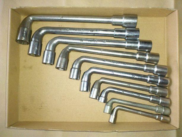 Набор ключей стремяночных (Topex) 10 шт.