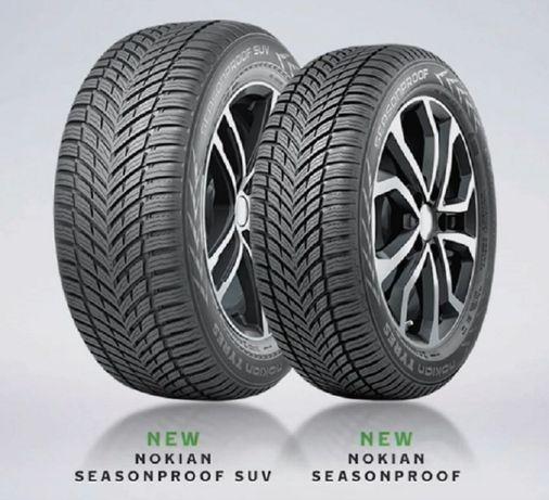 205/55R16 94V XL Nokian Seasonproof CB 69dB + dodatkowa gwarancjaa