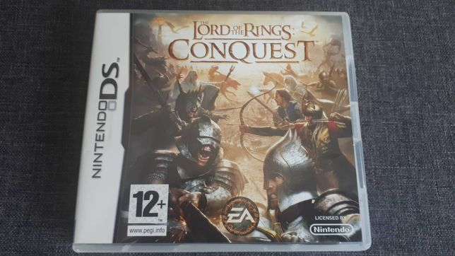 The Lord of the Rings: Conquest Nintendo DS