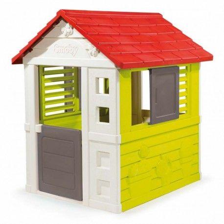 домик smoby дом игровой