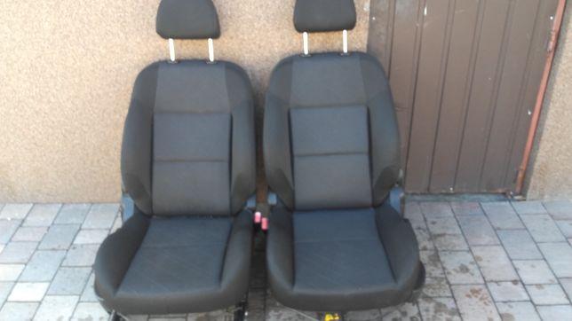 Peugeot 207 fotele