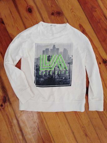 Bluza H&M roz 134 dla chłopca