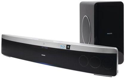 Саундбар Philips HTS-9140  600 Вт Blue Ray  !