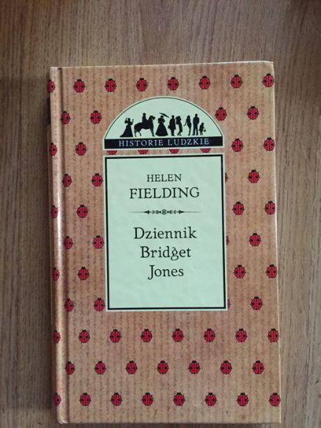 Dziennik Bridget Jones Helen Fielding twarda oprawa