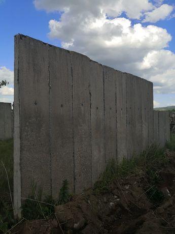 Tetka betonowa Silos 5m Mur Oporowy ściana oporowa płyta