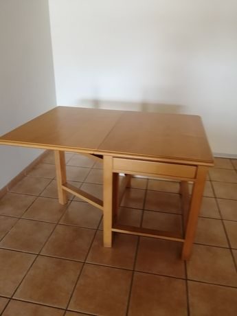 Mesa madeira maciça em faia