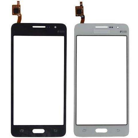 Тачскрин сенсор Samsung g530h g531h grand prime оригинал серый белый