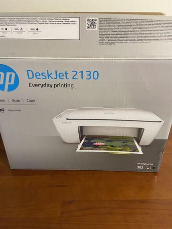 Impressora HP 3 em 1