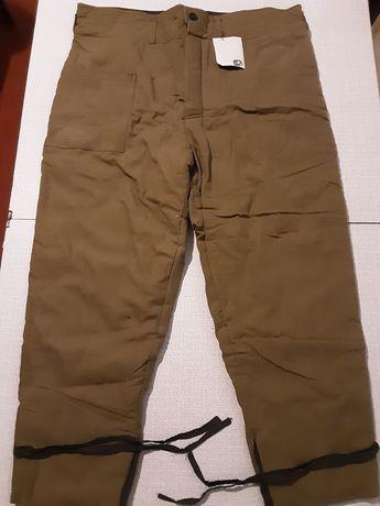 Продам штаны- ватные.