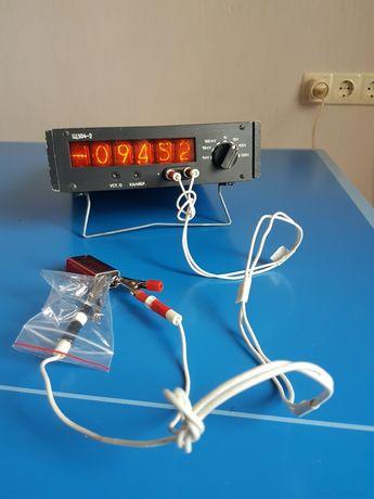 Цифровой многопредельный вольтметр постоянногонапряжения Щ304-2