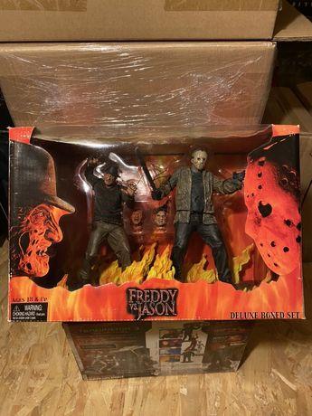 "McFarlane diorama ""Freddy vs Jason"" nie neca, sideshow, Hot Toys"