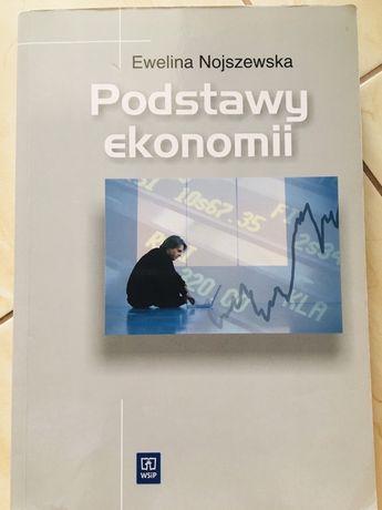Podstawy ekonomii podręcznik