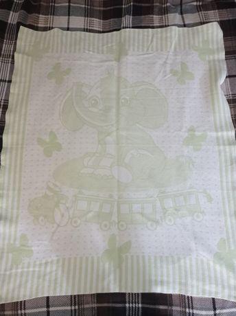 Детское фланелевой одеяло