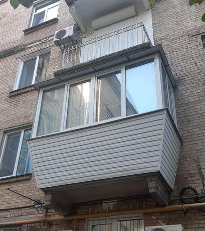 Ремонт балкона/лоджии