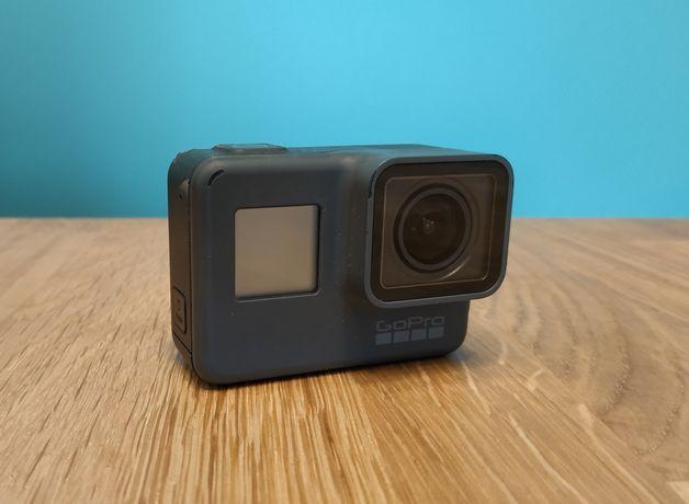 Kamera sportowa GoPro Hero 5 Black, bardzo dobry stan
