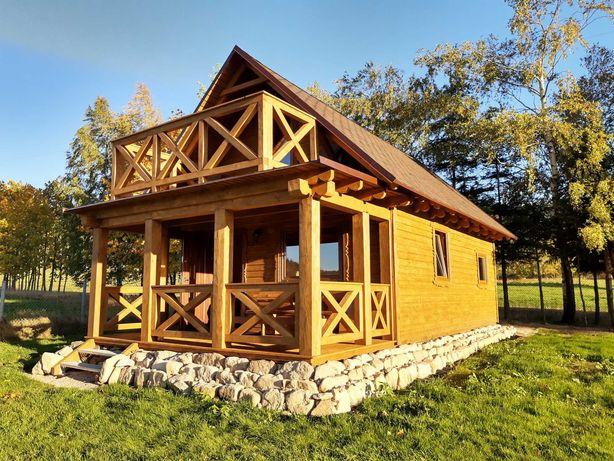 Domek całoroczny drewniany w górach Karpacz