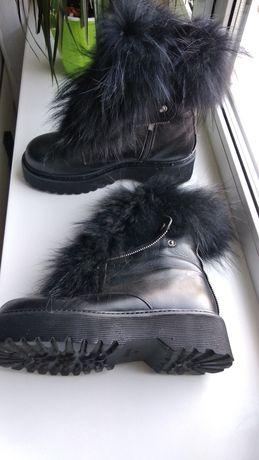 Ботинки Attizzare зима деми