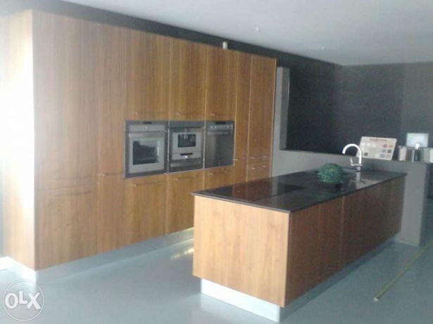 Cozinha em Carvalho Americano