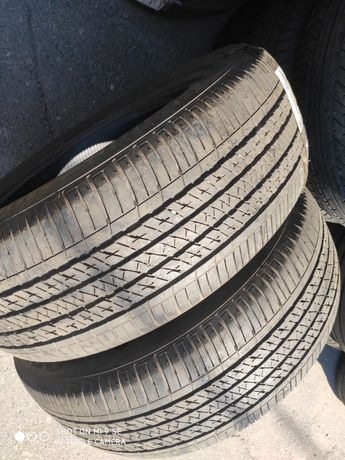 Пара 235/55/18 Bridgestone Ecopia H/L422.2015г.5.8мм.Япония.