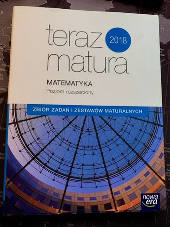 Teraz Matura 2018 Matematyka pz. rozszerzony