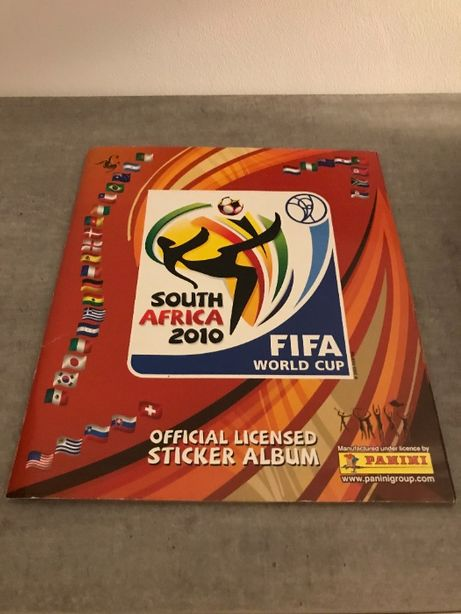 Album Panini World Cup 2010 South Africa