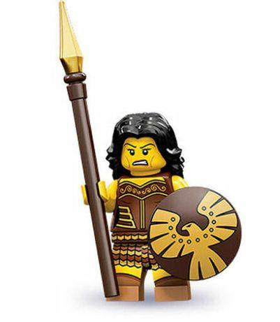 LEGO ОРИГИНАЛ Женщина - воин/ Warrior Woman Series 10 ЛЕГО